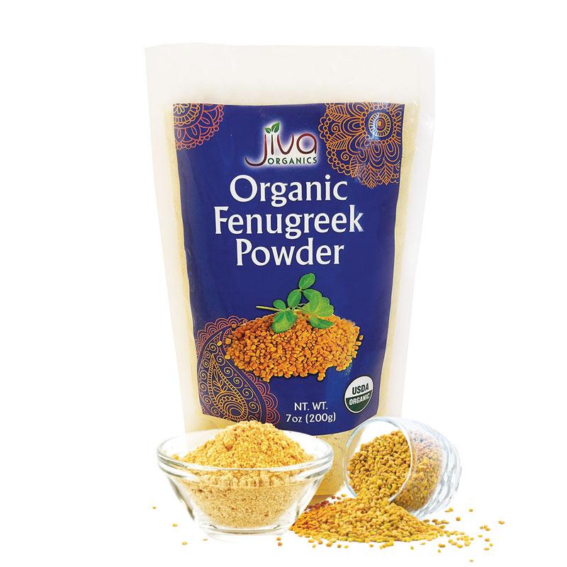 Jivaorganicfoods   Jiva Organics Fenugreek Powder