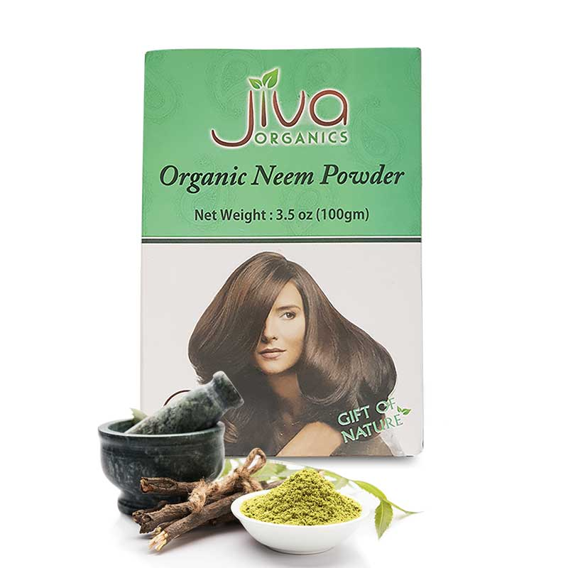 Jivaorganicfoods | Jiva Organics Neem Powder
